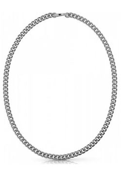 """Imágen de COLLAR GUESS JEWELLERY CURB ROUND AS """"23""""  8 mm."""